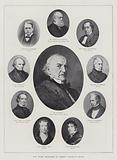 The Life of William Ewart Gladstone, the Prime Ministers of Queen Victoria's Reign