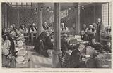 The Convocation of Canterbury at the Church House, Westminster, the Bishop of Worcester speaking in the Upper House
