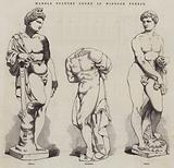 Marble Statues found in Windsor Forest