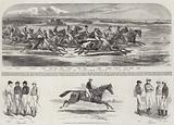 Celebrated Racehorses and Jockeys
