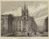 New Buildings, Caius College, Cambridge