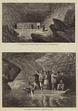 The Mammoth Caves of Kentucky