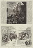 "Scenes from the New Opera of ""Ivanhoe"""
