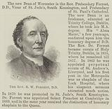 The Reverend RW Forrest, DD