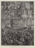 Lord Salisbury addressing a Meeting in the Guildhall, Londonderry