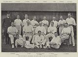 The Cape Team of Cricketers, who begin Play on 21 May, at Sheffield Park