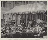 The Duke of Connaught opening the New Buildings at St Thomas's Hospital