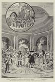 """""""The Grand Duke,"""" the New Opera by Mr W S Gilbert and Sir Arthur Sullivan at the Savoy Theatre"""
