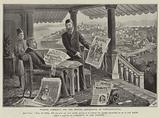 Advertisement, Turkish Commerce and the British Ambassador at Constantinople