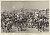 The Trouble in the Transvaal, the Disbanding of the Boer Forces, and their Departure by Train from Pretoria