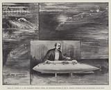Trial of a Model of a New Submarine Torpedo-Vessel and Blockade-Runner in the St George's Swimming …