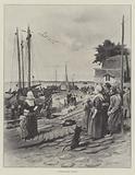 A Dutch Fishing Village