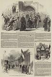 Visit of the King of the French to Queen Victoria