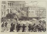 The Irish Orange Riots in New York