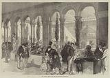 The French Annexe at the International Exhibition