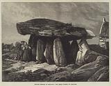 Druidic Remains of Brittany, the Great Dolmen of Corconne