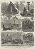 Sketches in the Solomon Islands