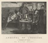 Armorel of Lyonesse, A Romance of To-Day, by Walter Besant