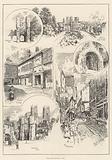 Rambling Sketches, York
