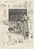 The Kennel Club's Exhibition of Dogs at the Crystal Palace