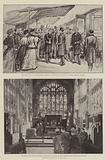 The Royal Visit to Warwickshire
