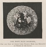 The Hope Blue Diamond