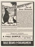 Advertisement, Bile Beans