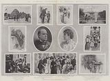 The Attempted Assassination of President McKinley