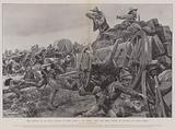 The Capture of De Wet's Convoy at Reitz, 6 June, the Attack upon the Boer Wagons by Colonel De Lisle's Force