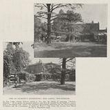 One of the Dickens's Residences, Elm Lodge, Twickenham