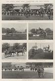 The Dublin Horse Show, Competitors and Prize-Winners