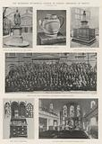 The Methodist Ecumenical Council in London, Memorials of Wesley