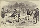 Lacrosse at Hurlingham