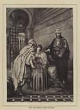 """Scene from Lessing's """"Nathan the Wise"""""""
