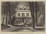 Victor Hugo's Villa in the Avenue d'Eylau