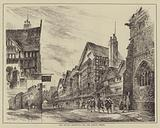 The Health Exhibition, the Old London Street