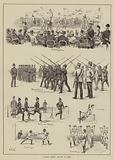 Victoria Rifles' Assault at Arms