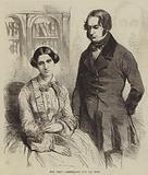 The Poet, Longfellow and his Wife