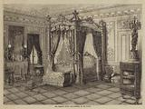 The Queen's State Bed-Chamber at St Cloud