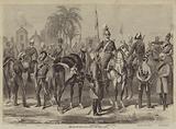 Regular and Irregular Cavalry of the Bengal Army