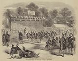 The Gathering of the Highland Society at Edinburgh