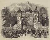 Entrance to Aston Park
