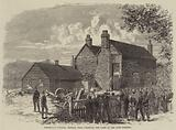 Marshall's Cottage, Denham, near Uxbridge, the Scene of the late Murders