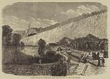Railway Disaster at St Benoist, near Poitiers, France, the First Aid given to the Sufferers