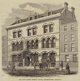 The New Baptist Mission House, Castle-Street, Holborn
