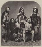 Dr Kane and the Companions of his Arctic Expedition