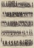 The Coronation Procession of the Czar Alexander II