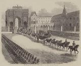 The Arrival of the Persian Ambassador at the Palace of the Tuileries