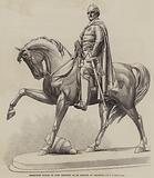 Equestrian Statue of Lord Hardinge, to be erected at Calcutta, by JH Foley, RA