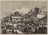 Russian Factory at Kachagar, on the Chinese Frontier